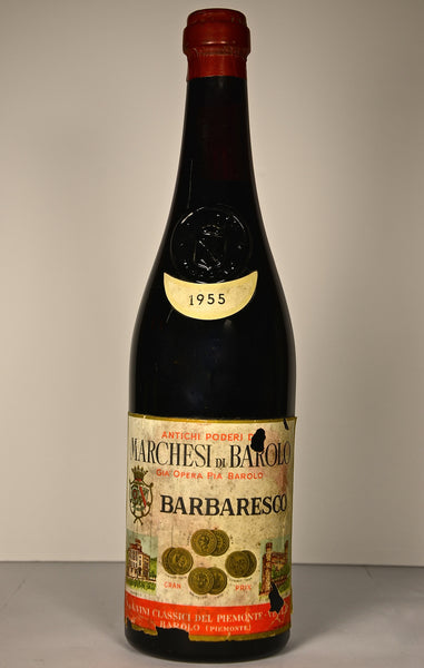 1955 Marchesi di Barolo Barbaresco