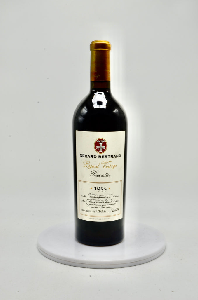 1955 Gerard Bertrand Rivesaltes (BTL 397 of 2468)