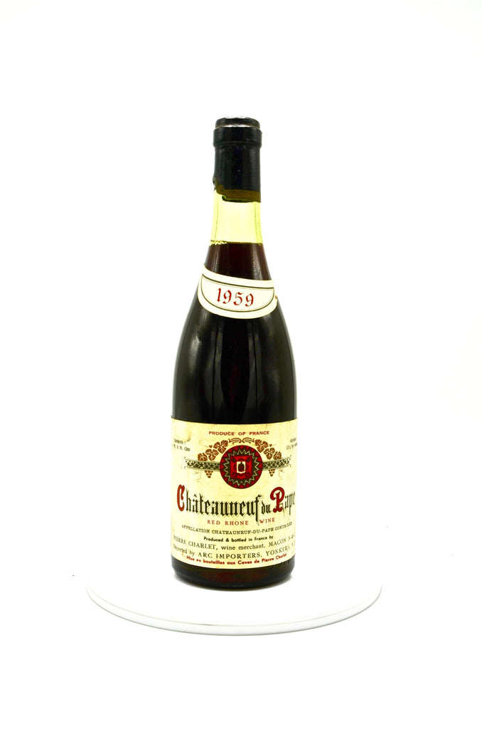 1959 P. Charlet, Chateauneuf du Pape