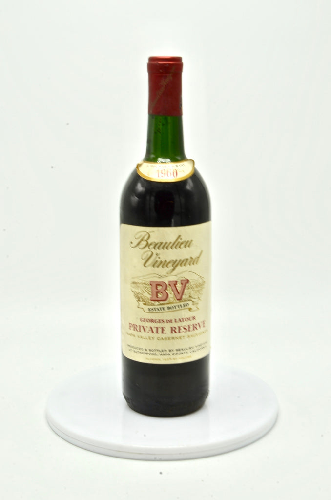 1960 Beaulieu Vineyard Georges de Latour Private Reserve Cabernet Sauvignon, Napa Valley