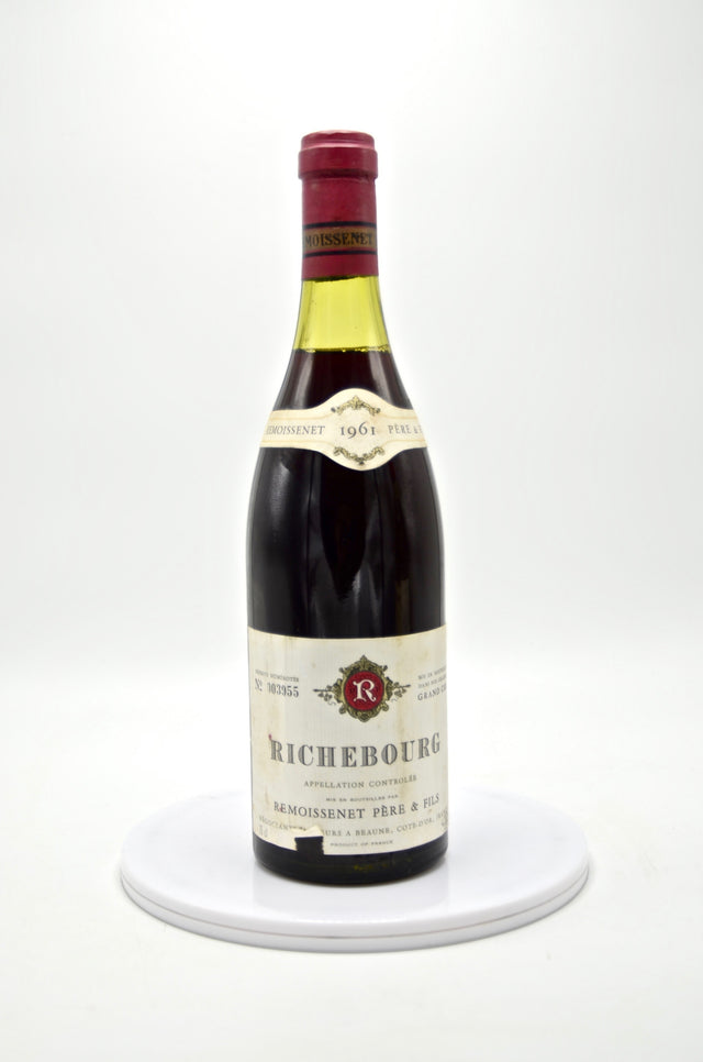 1961 Richebourg, Remoissenet