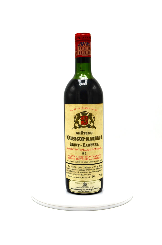 1961 Château Malescot St. Exupery, Margaux