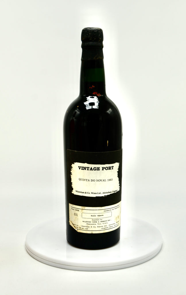 1963 Quinta do Noval Vintage Port
