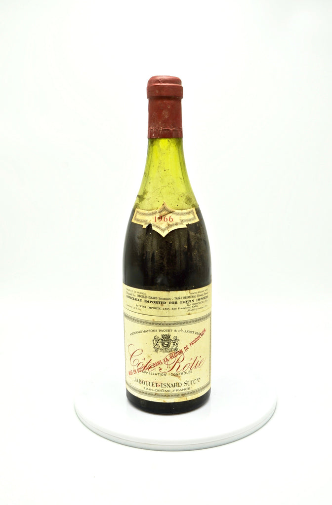1966 Jaboulet-Isnard, Cote Rotie