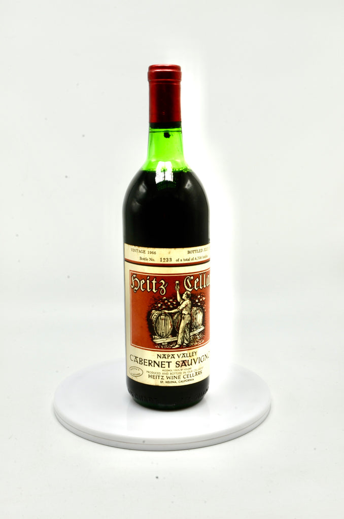 1966 Heitz Cellars Cabernet Sauvignon, Martha's Vineyard