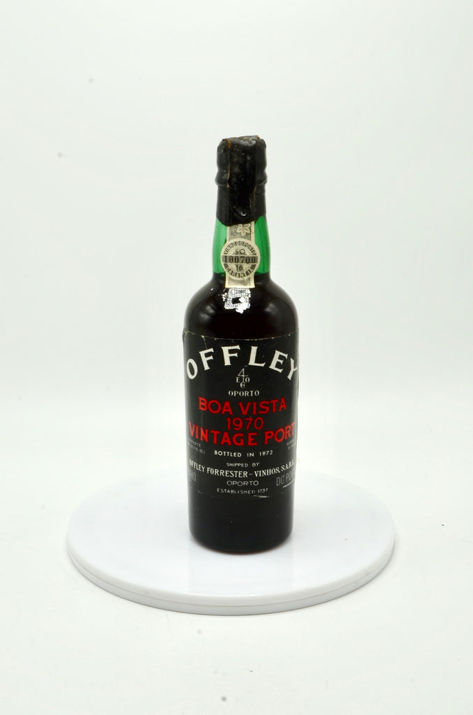 1970 Offley Boa Vista Vintage Port (half-bottle)