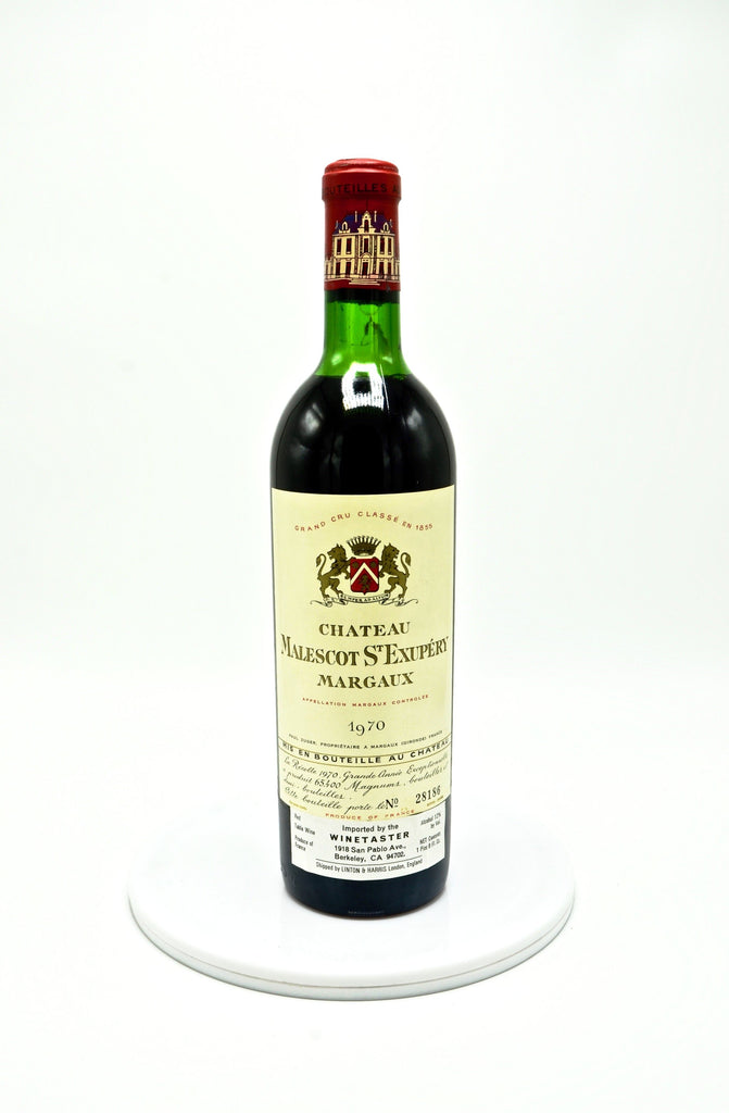 1970 Château Malescot St. Exupery, Margaux