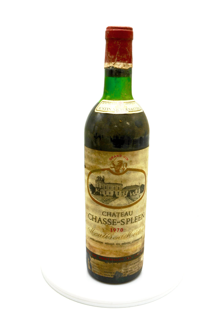 1970 Château Chasse-Spleen, Moulis