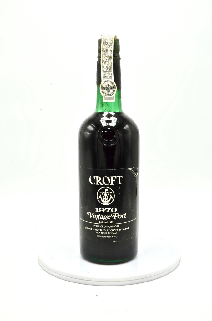 1970 Croft Vintage Port