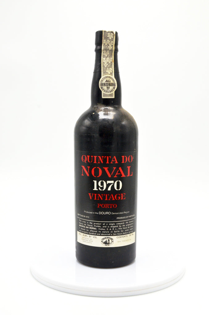 1970 Quinta do Noval Vintage Port