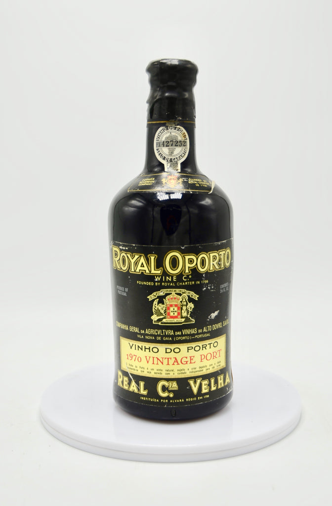 1970 Royal Oporto Vintage Port