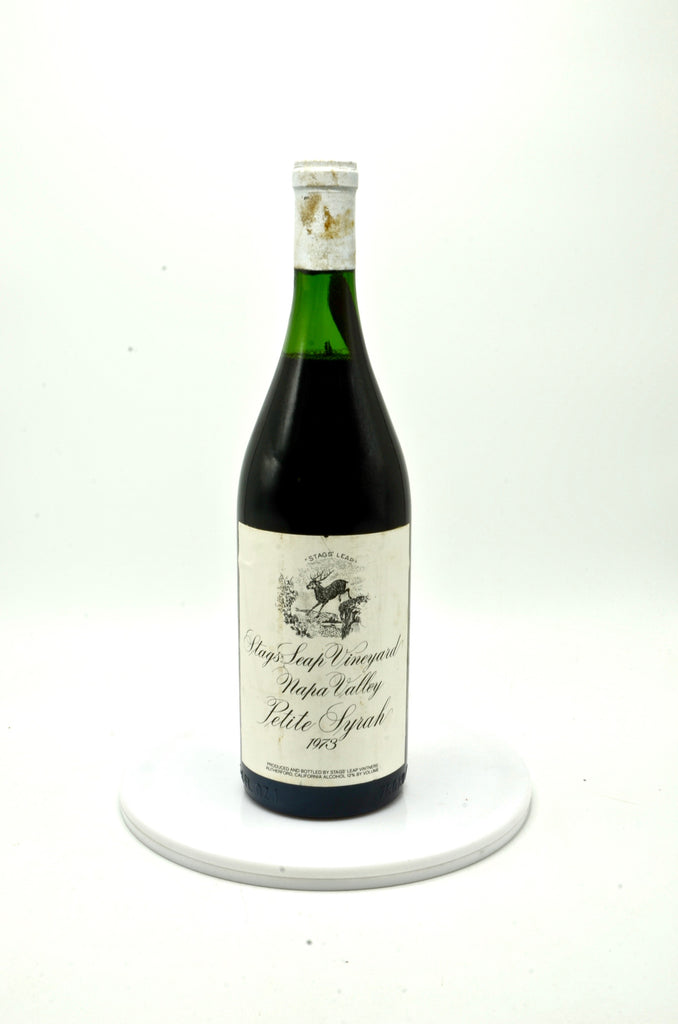 1973 Stags' Leap Winery Petite Sirah