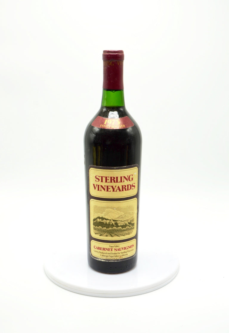 1973 Sterling Vineyards Cabernet Sauvignon Reserve