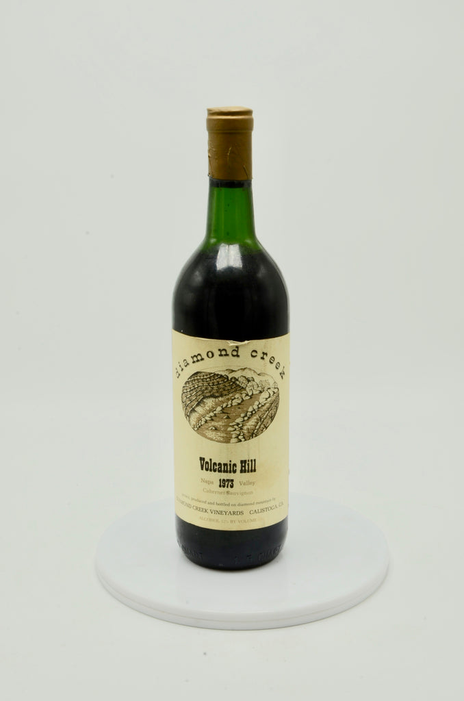 1973 Diamond Creek Cabernet Sauvignon, Volcanic Hill