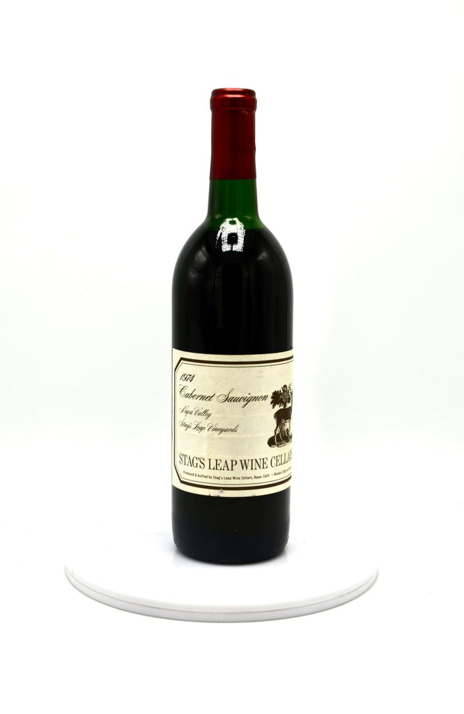1974 Stag's Leap Wine Cellars Cabernet Sauvignon, Napa Valley
