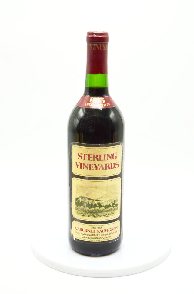 1975 Sterling Vineyards Cabernet Sauvignon Reserve