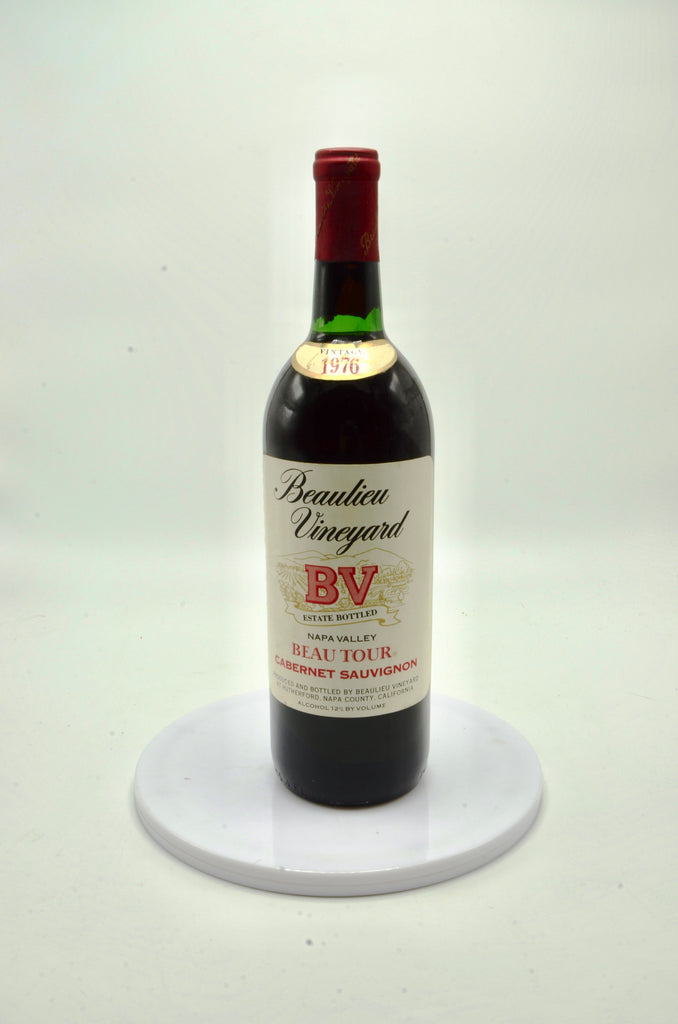 1976 Beaulieu Vineyards Beau Tour, Private Reserve Cabernet Sauvignon