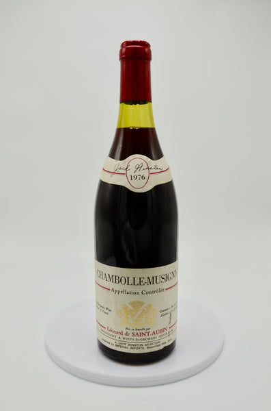 1976 Grivelet Chambolle Musigny Les Charmes