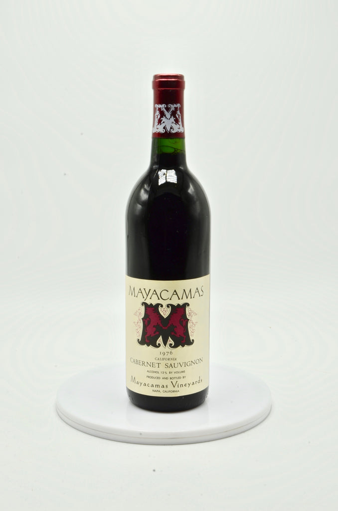 1976 Mayacamas Vineyards Cabernet Sauvignon, Napa Valley
