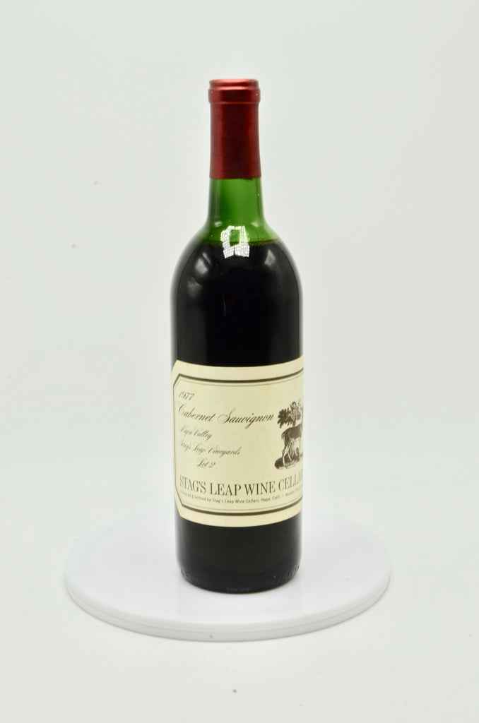 1977 Stag's Leap Cabernet Sauvignon, LOT 2, Napa Valley