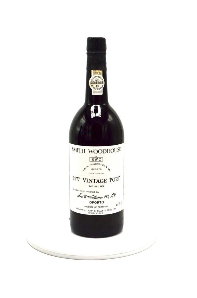1977 Smith Woodhouse Vintage Port