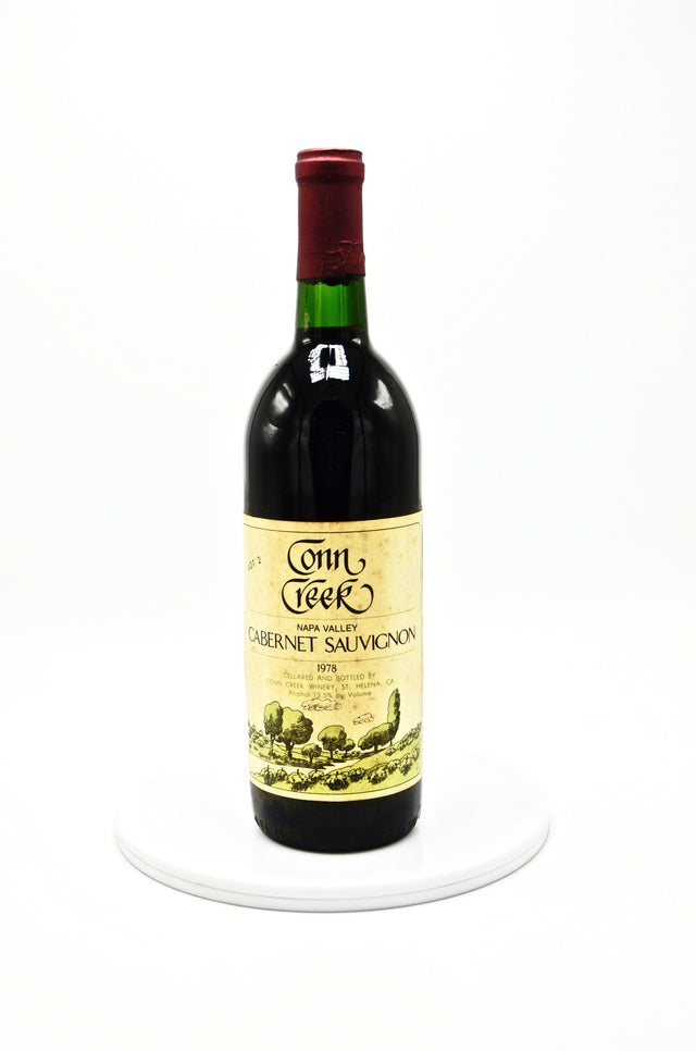 1978 Conn Creek Cabernet Sauvignon Reserve, Napa Valley
