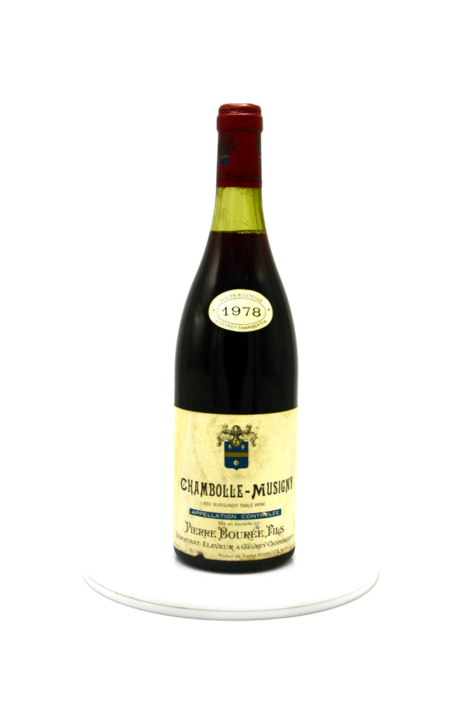 1978 Pierre Bouree Chambolle Musigny