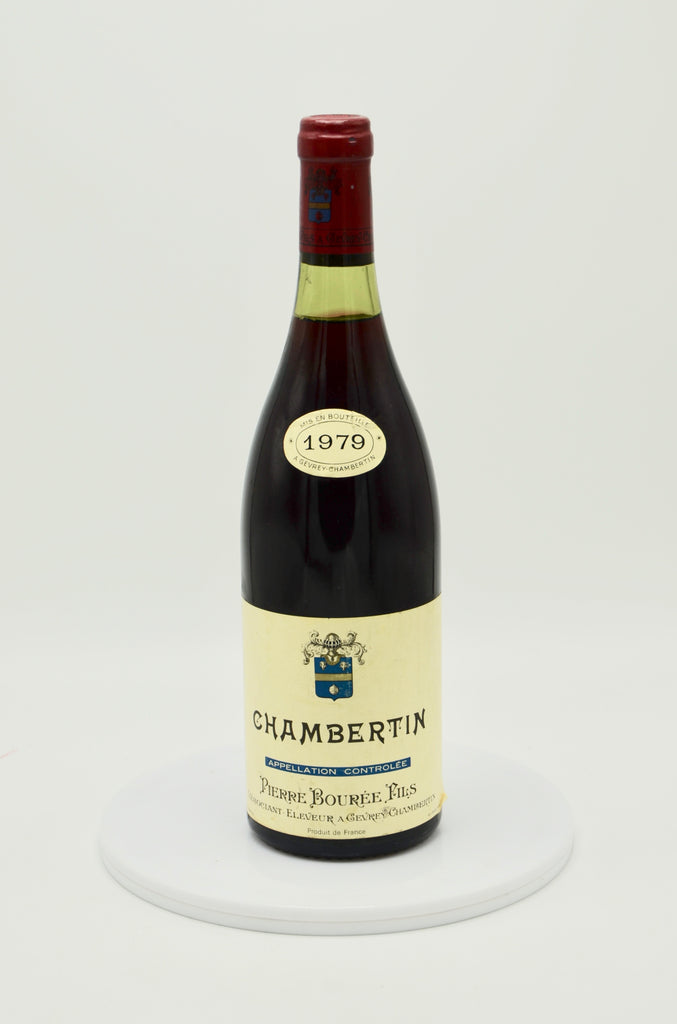 1979 Pierre Bouree Chambertin
