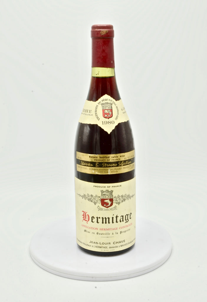 1980 Domaine Jean-Louis Chave Hermitage