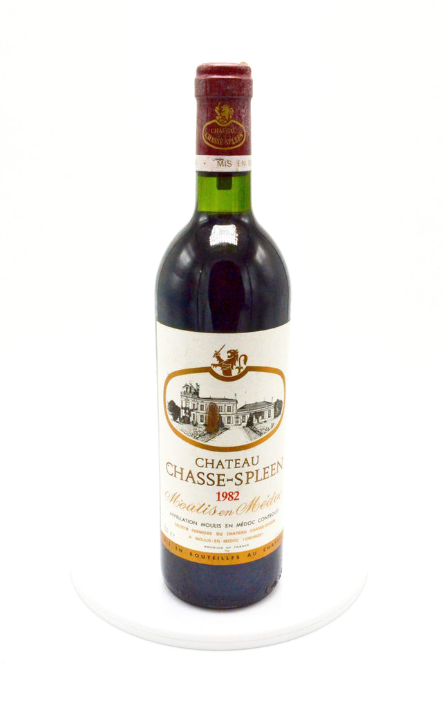 1982 Château Chasse-Spleen, Moulis