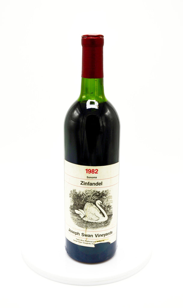 1982 Joseph Swan Vineyards Zinfandel, Sonoma County