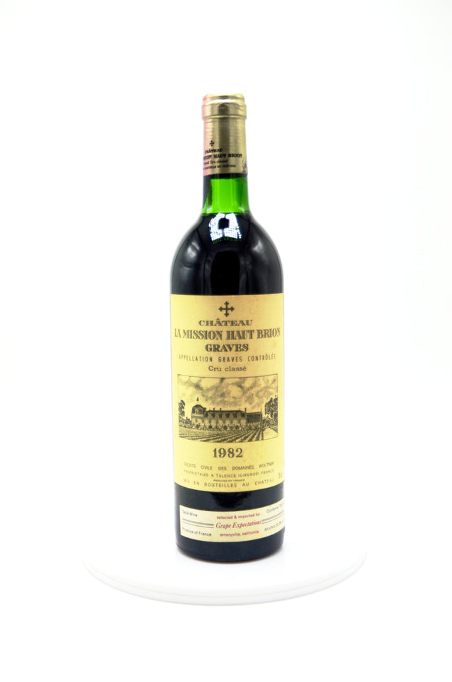 1982 La Mission Haut Brion Graves