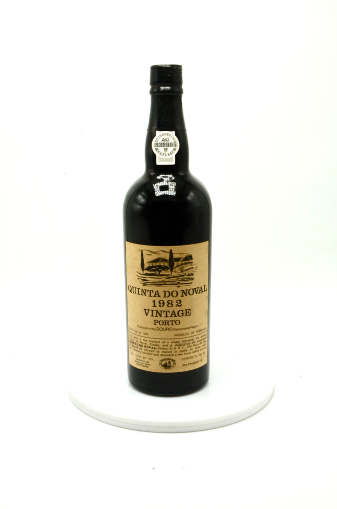 1982 Quinta do Noval Vintage Port