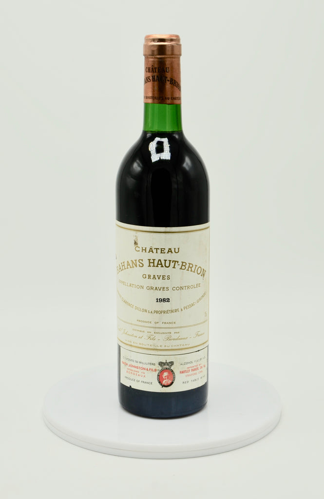 1982 Chateau Bahans Haut-Brion, Graves (Haut Brion's 2nd)