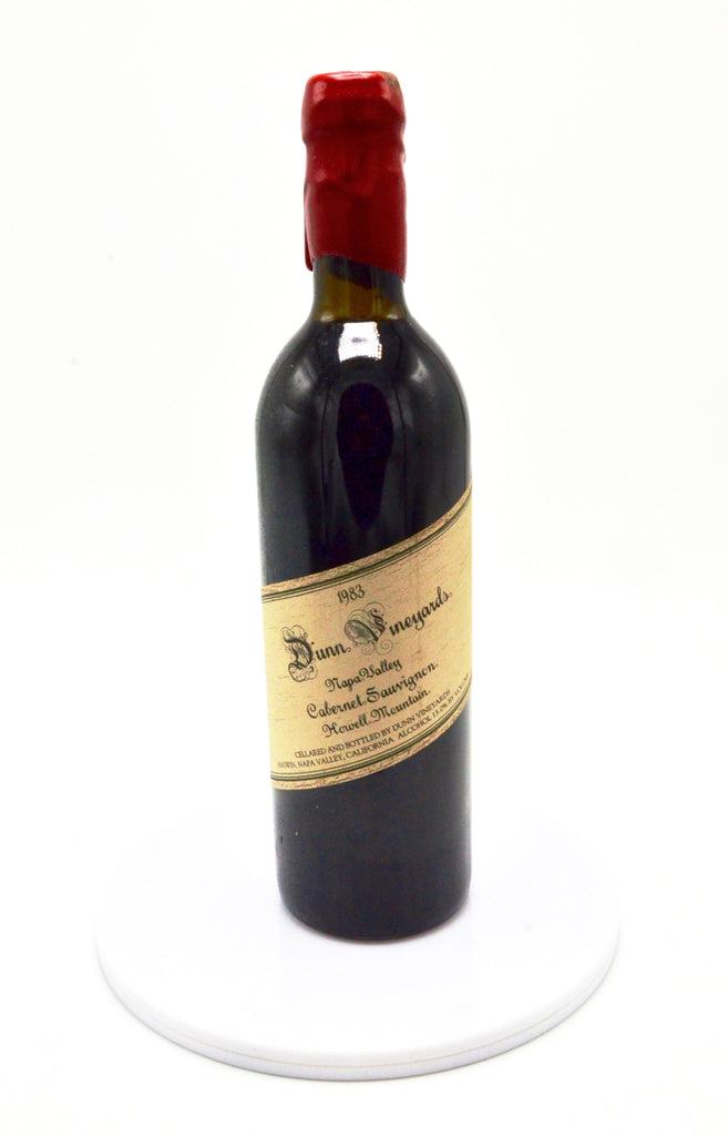 1983 Dunn Cabernet Sauvignon, Howell Mountain
