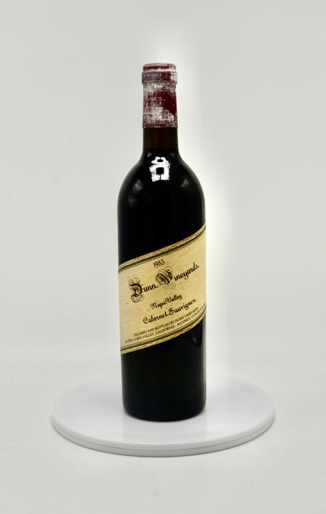 1983 Dunn Vineyards Cabernet Sauvignon, Napa Valley