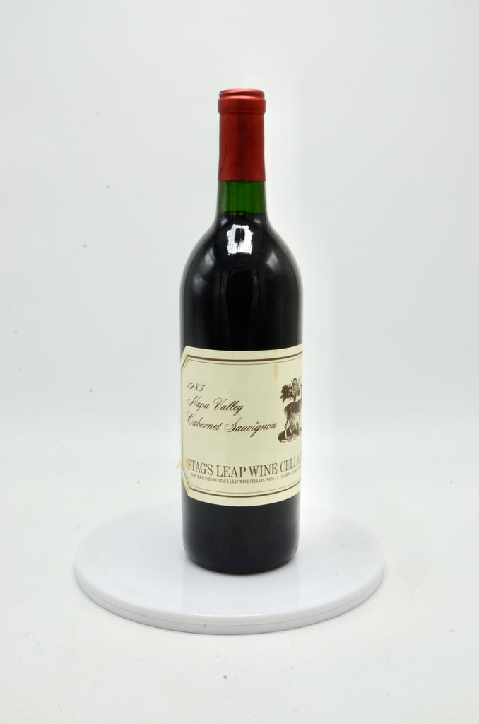 1983 Stag's Leap Cellars Cabernet Sauvignon, Napa Valley