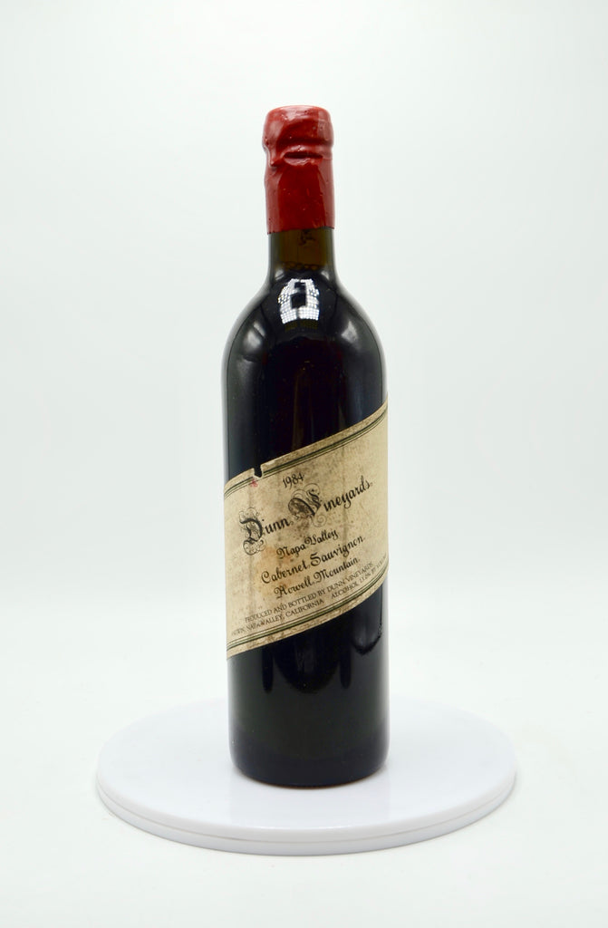 1984 Dunn Vineyards Cabernet Sauvignon, Howell Mountain