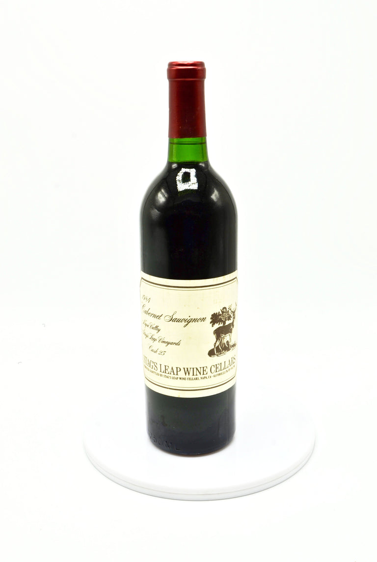 1984 Stag's Leap Wine Cellars Cask 23 Cabernet Sauvignon, Napa Valley