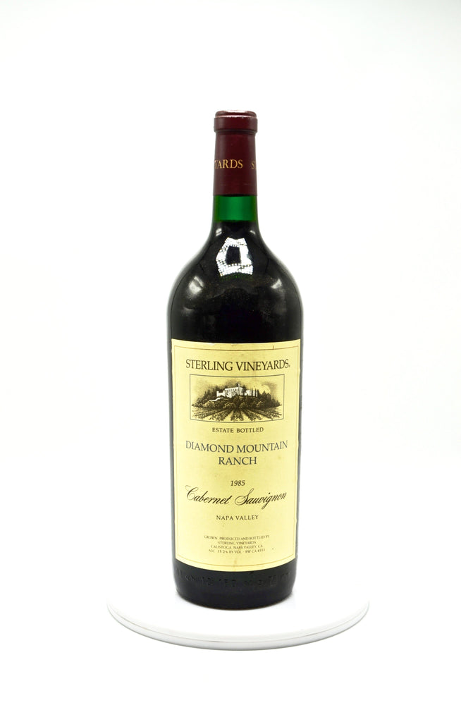 1985 Sterling Vineyards Cabernet Sauvignon, Diamond Mountain Ranch (magnum)
