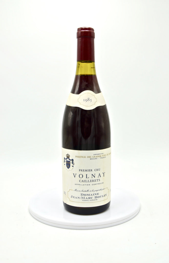 1985 Domaine Jean Marc Bouley Volnay, Les Caillerets