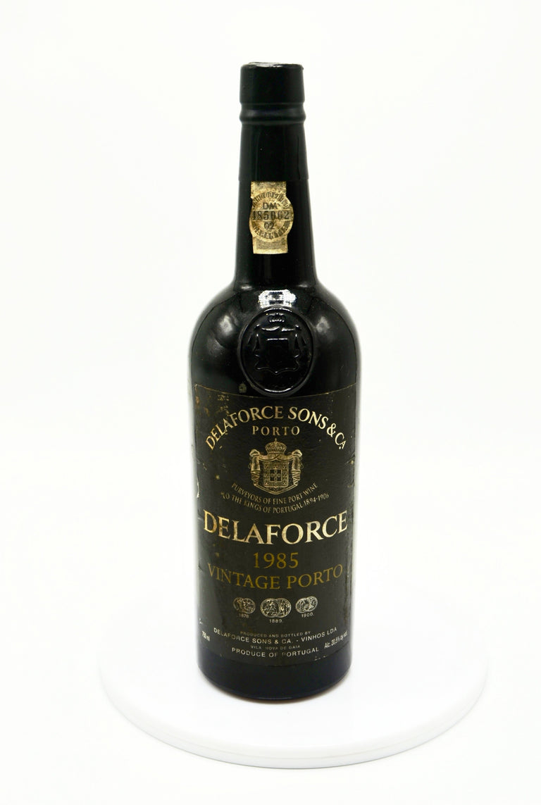 1985 Delaforce Vintage Port