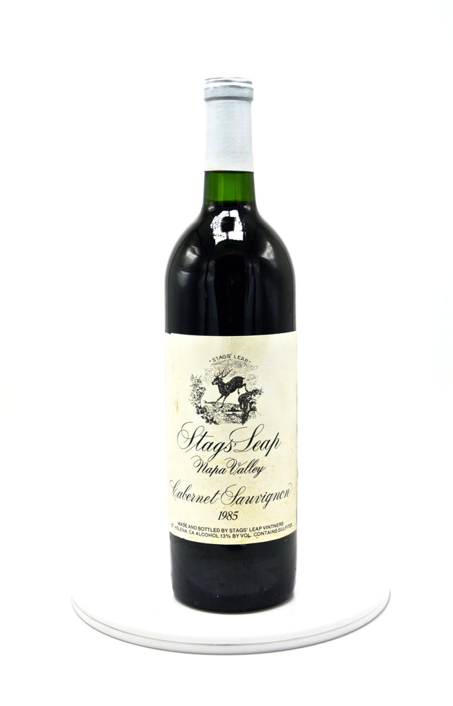 1985 Stag's Leap Winery Cabernet Sauvignon, Napa Valley