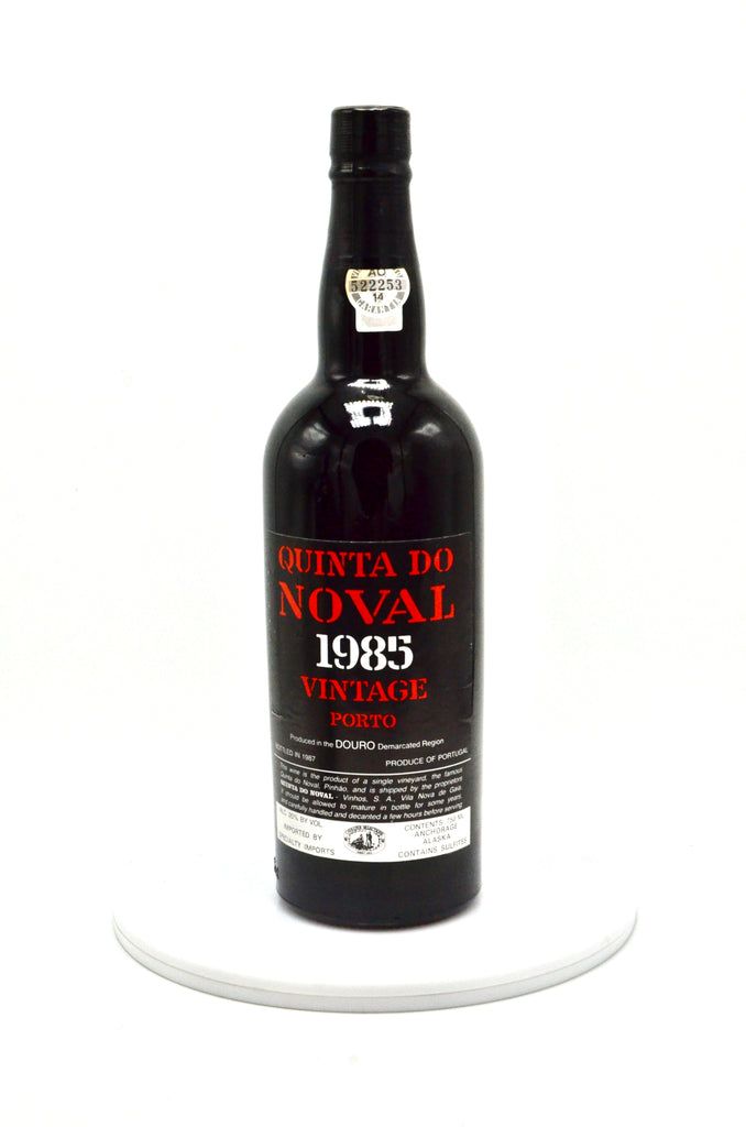 1985 Quinta do Noval Vintage Port