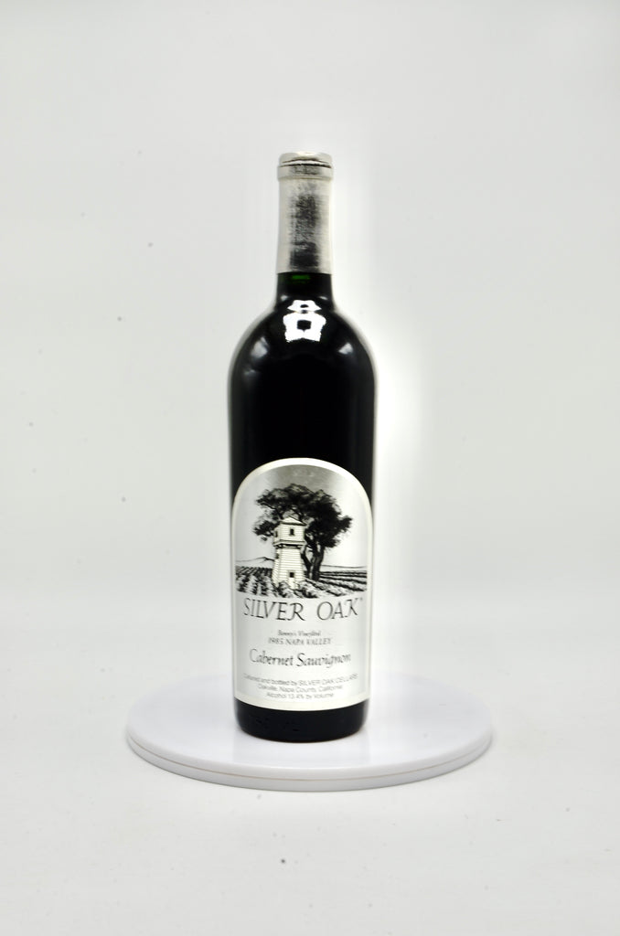 1985 Silver Oak, Bonny's Vineyard, Cabernet Sauvignon, Alexander Valley