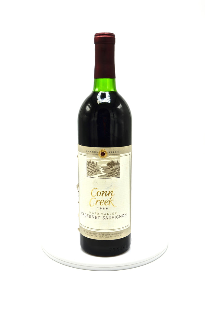 1986 Conn Creek Cabernet Sauvignon