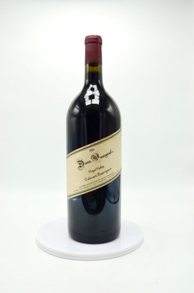 1986 Dunn Vineyards Cabernet Sauvignon, Napa Valley (magnum)