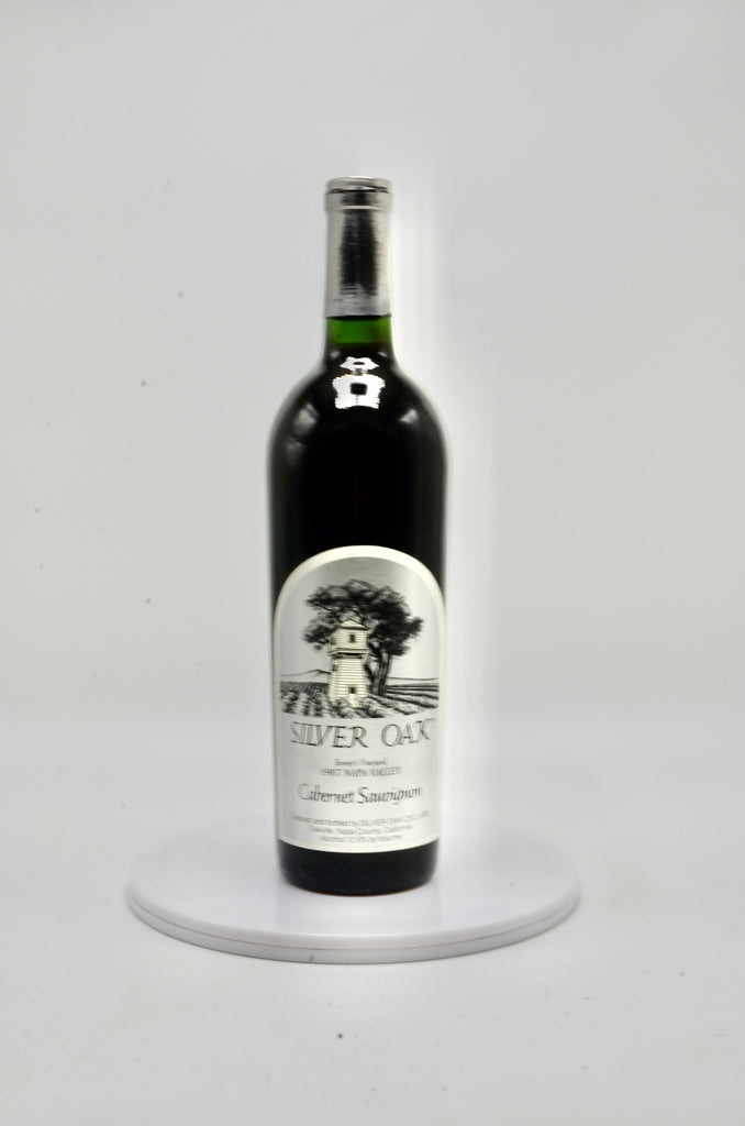 1987 Silver Oak, Bonny's Vineyard, Cabernet Sauvignon, Alexander Valley