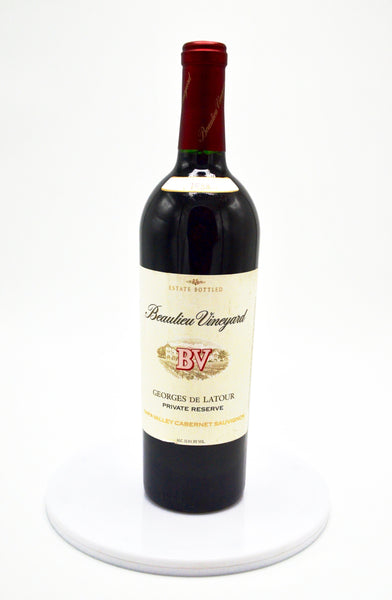 1988 Beaulieu Vineyard Georges de Latour Private Reserve Cabernet Sauvignon, Napa Valley