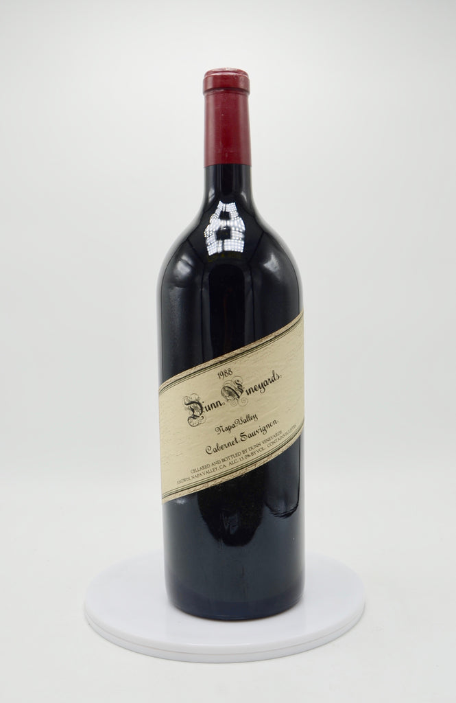 1988 Dunn Vineyards Cabernet Sauvignon, Napa Valley (magnum)